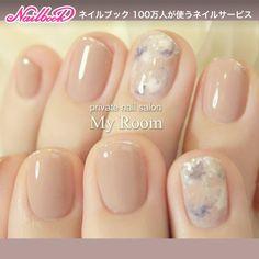 パープルとピンクのタイダイネイル♪ #my_room #ネイルブック