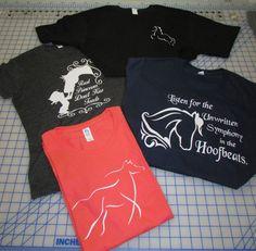 Custom Designed Shirts by PureImaginationVinyl on Etsy, $20.00