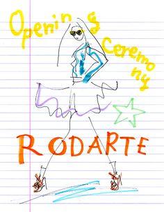 Rodarte × Opening Ceremony ロダルテとオープニングセレモニーがコラボ! ロダルテが提案するクールなストリートスタイルに注目です。