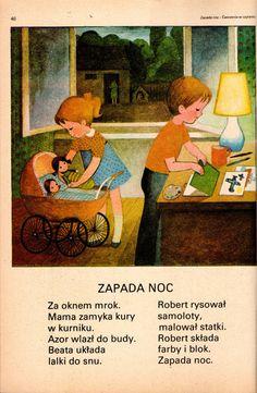 Mam 6 lat  Wyprawka dla sześciolatka  Wydawnictwa Szkolne i Pedagogiczne, Warszawa 1977