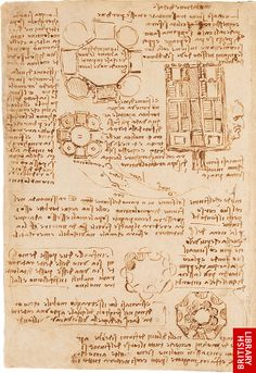 Studies for the city of Romorantin f.270v. f.271.http://www.bl.uk/onlinegallery/ttp/leonardo/accessible/images/page23full.jpg