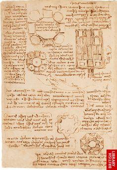 Studies for the city of Romorantin f.270v. f.271.http://www.bl.uk/onlinegallery/ttp/leonardo/accessible/images/page23full.jpg