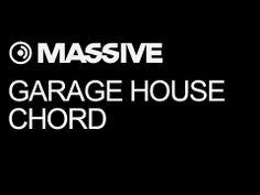 Make A Garage House Chord W/ NI's Massive