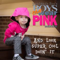 Welcome blog-tour'ers! I'm so excited to be along for the ride on this  year's Boy's Can Wear Pink initiative. In fact, I begged Kelly to make room  for me when I had missed blogger recruits! And being the doll she is, she  did just that :)