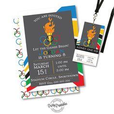 Printable olympic party invitation by madelinelewisdesigns on etsy olympic party invitation olympic party invitation olympic party invitation printable stopboris Choice Image