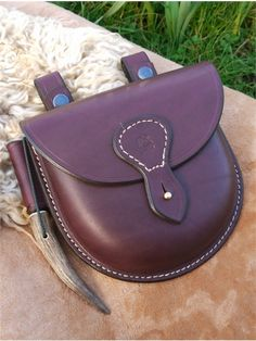 Large possibles pouch