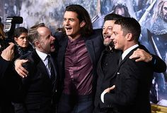 The Hobbit: The Battle of the Five Armies American Red Carpet - Rotten Tomatoes