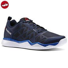 Royal Smash SDE, Chaussures de Gymnastique Homme, Noir (Black/Stucco/Alloy/White/Silver), 39 EUReebok