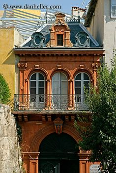 The History of French #Architecture : Traditional Brown French Architecture Free Download Picture Of French Architecture