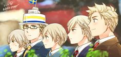 Nordic 5<<< Sweden what is on your head?<<< greatness
