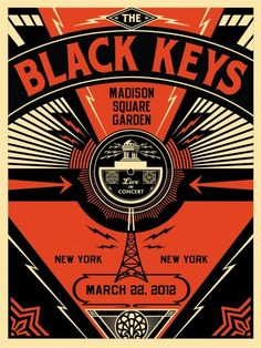 Best Black Keys posters  obeygiant
