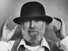 Lawrence Ferlinghetti: American poet, painter, liberal activist, and the co-founder of City Lights Booksellers & Publishers