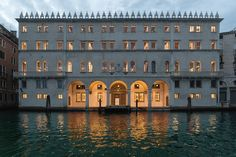 T Fondaco dei Tedeschi by DFS department store in Venice, Italy (Condé Nast Traveller)