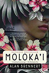 Moloka'i by Alan Brennert -Historical Fiction - KISMET BOOKSTORE