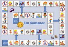 """Ideenreise: Großes Materialpaket """"Sommerliche Aktivitäten"""" für DAZ"""