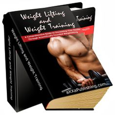 Download Weight Lifting and Weight Training With Private Resale Rights.