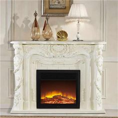 24 Best Painted Fireplace Mantels Images In 2017 Paint