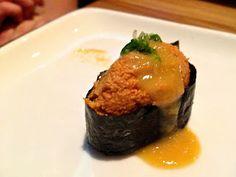 Uni Sushi @ Sugarfish, Studio City, LA/passioneats: Sunshine, Hipness, and Plenty of Uni