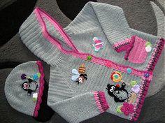 Svetríček by maria4311 - SAShE.sk - Handmade Detské oblečenie