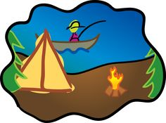 There is no denying the exhilaration and sheer fun a camping trip can provide individuals of all ages. In order to have the best camping trip imaginable, you will need some tips that even experienc… Camping Theme, Camping Hacks, Camping Crafts, Camping Ideas, Tent Camping, Kindergarten Classroom, Classroom Themes, Preschool Curriculum, Camping Clipart