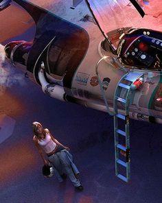 rocket car #rocket #car #concept http://www.turrifftyres.co.uk