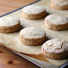 Sweet Potato Biscuits HealthyAperture.com