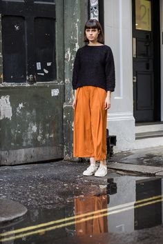 We've selected the most covetable London street style, fresh from the SS16…