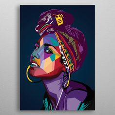 Alicia Keys wpap detailed, premium quality, magnet mounted prints on metal designed by talented artists. Our posters will make your wall come to life. Street Art Love, Canvas Art Painting Acrylic, Pop Art Canvas, Black Art Painting, Art, Diy Canvas Art Painting, Music Artwork, Posters Art Prints, Pop Art