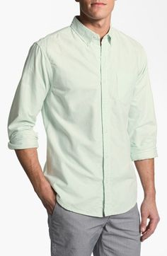 Bonobos Oxford Sport Shirt | Nordstrom Groomsmen shirts