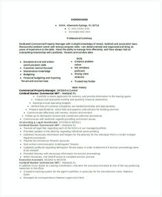 Property Management Resume Operations Manager Management  Gas Station Manager Resume  Gas