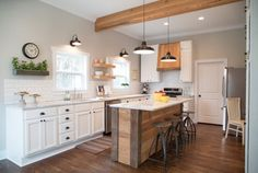 "See designs by Clint Harp of Harp Design Co. and HGTV's ""Fixer Upper"""