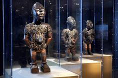 Kongo - Metropolitan Museaum 2015. This tight, idea-filled and troubling show offers a rare view of surviving works from the Kongo civilization on the coast of Central Africa.