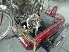 PetsLady's Pick: Funny Red Baron Dog Of The Day ... see more at PetsLady.com ... The FUN site for Animal Lovers