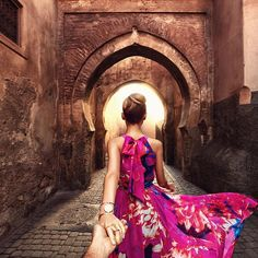 #followmeto Marrakech with @natalyosmann. Check more pictures from our trips on @followmeto and submit your versions under the hashtag :)!