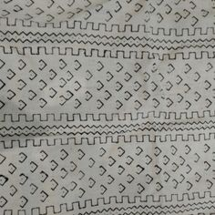 Pintado Rayas Tribal Africano Tela Patchwork Algodón 100/% INPRINT