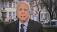 McCain Warns Suppressing Press 'Is How Dictators Get Started'  And I am sure he did not see this with Obama with his 500+ pen and phone executive orders he put out (almost double all other presidents).  What an ass.