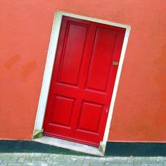 Tipsy door, Cork Ireland