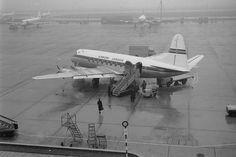 G-AODG Vickers Viscount 736  Airwork London (1958-1959)  London Heathrow Airport