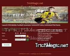 FIFA Mobile Football Hack