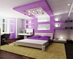 Purple Bedroom Ideas for Teen Girls - http://bedroom.eldonwalls.com/purple-bedroom-ideas-for-teen-girls/