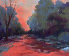 Path To julie's - Original Fine Art for Sale - � by jeri greenberg