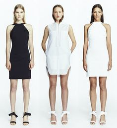Dion Lee Line II Resort Lookbook