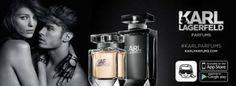 Karl parfum et ématicone