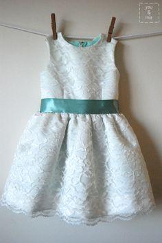 Flower Girl Dress from Oliver + S Fairy Tale Dress