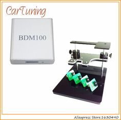 CarTuning BDM programming positioning frame for chiptuning BDM Frame with Adapters Set + BDM100 Programmer V1255 BDM Programmer