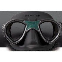 Sporasub Mystic Mask Black Silicone Black maski
