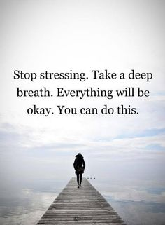 5 Habits That Turn Off Negative Thinking : stress Calming Quotes Stress, Stress Relief Quotes, School Stress Quotes, Life Stress Quotes, Dream Quotes, Me Quotes, Qoutes, Peace Quotes, Stay Calm Quotes