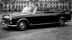 Lancia 335 Presidenziale or Quirinale by iBSSR who loves comments on his images on Flickr. When in 1960 Queen Elizabeth II announced her visit to Italy, President Gronchi commissioned Pininfarina to...
