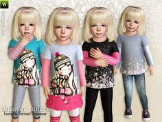 Cute kids tees: http://www.sims3updates.net/details.php?cat=cas&id=25296