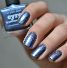 piCture pOlish = 'Eyre' worn here by Marion aka @marionetnails ❤️❤️❤️ Thank you :) www.picturepolish.com.au
